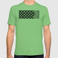 Melt Mens Fitted Tee Grass SMALL
