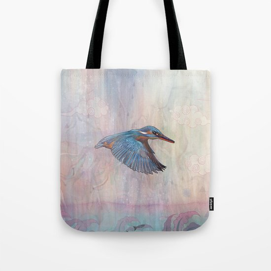 Terror From Above Tote Bag