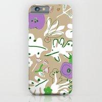 In My Garden iPhone 6 Slim Case