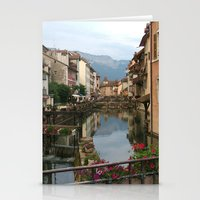 The Venice of France Stationery Cards