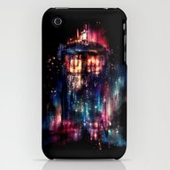 All Of Time And Space iPhone (3g, 3gs) Slim Case