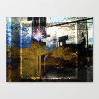 Beauty Beyond The Frame … Canvas Print