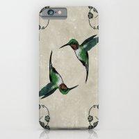 The Humming Birds iPhone 6 Slim Case