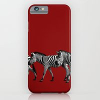 Zebras iPhone 6 Slim Case