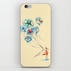 Water Balloons iPhone & iPod Skin