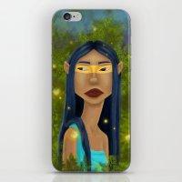 Tribal Elf iPhone & iPod Skin