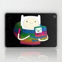 BMO & Finn Fan Art Laptop & iPad Skin