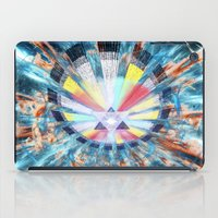 Cosmic NewLight iPad Case
