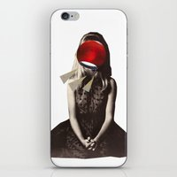 She Loves Lamp iPhone & iPod Skin