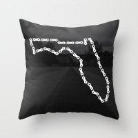 Ride Statewide - Florida Throw Pillow