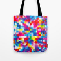 Sprinkles Explosion Tote Bag