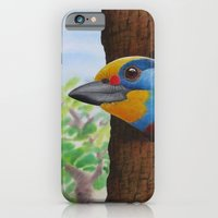 Beautiful Bird iPhone 6 Slim Case