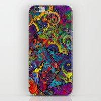 Star Collage iPhone & iPod Skin