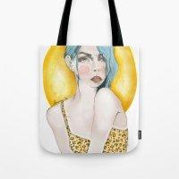 leogirl Tote Bag