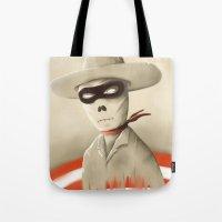 Wild wild death Tote Bag