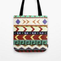 Dreamwalker Pattern Tote Bag