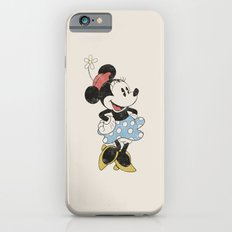 Minnie Mouse Slim Case iPhone 6s