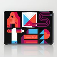 Postcards from Amsterdam / Typography iPad Case