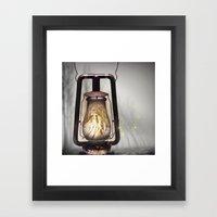 little light Framed Art Print