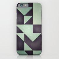 :: Geometric Maze VIII :… iPhone 6 Slim Case