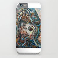iPhone & iPod Case featuring BEAUTIFUL MIND by MichaelaM