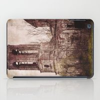 Church in ruins iPad Case