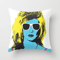 80's Throw Pillow