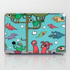 Wood of Chaos iPad Case