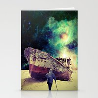 ship Stationery Cards featuring Ship by Cs025