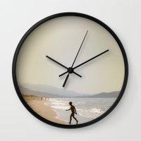 Kreta Wall Clock