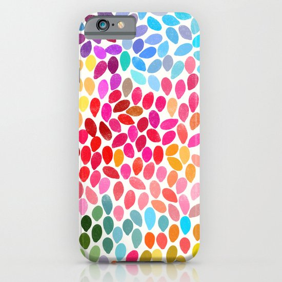 rain 6 iPhone & iPod Case