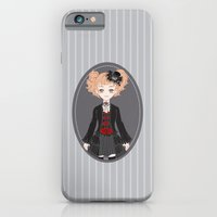 iPhone & iPod Case featuring Lucy (Dark Version) by Ruxi Li