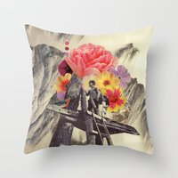 The Truest Thing We'd Ev… Throw Pillow