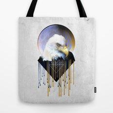 Wise Eagle Tote Bag