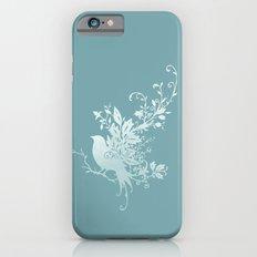 Flower Bird iPhone 6s Slim Case