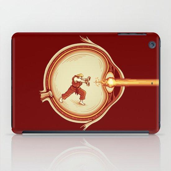 Optic Blast iPad Case