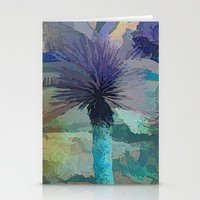 TheDesert Blue -By Sherr… Stationery Cards