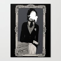 Picture Of Dorian Gray -… Canvas Print