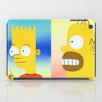 Father And Son iPad Case