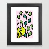 festoon Framed Art Print