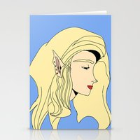 Fairy Princess Stationery Cards