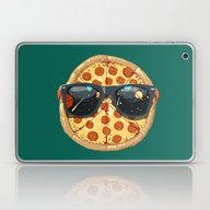 Cool Pizza Laptop & iPad Skin