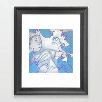 IdN: The Ark Project Framed Art Print