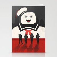 Ghostbusters Stationery Cards