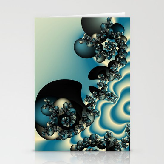 Reverberate Stationery Card