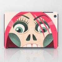 The Deadliest Sip iPad Case