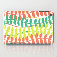 Seagrass Pattern - Tropi… iPad Case