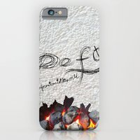 iPhone & iPod Case featuring Defy conformationtotheworld by David Nuh Omar