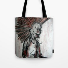 Punk is UnDead Tote Bag