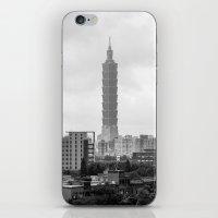 Taipei 101 iPhone & iPod Skin